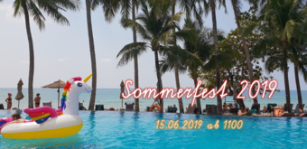 Announcement summer party 2019